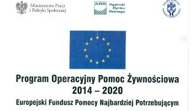 Składanie wniosków w ramach Programu Operacyjnego Pomoc Żywnościowa 2014 – 2020